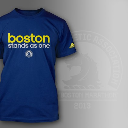 Boston strong t shirts for one fund boston malinda knowles for Boston strong marathon t shirts