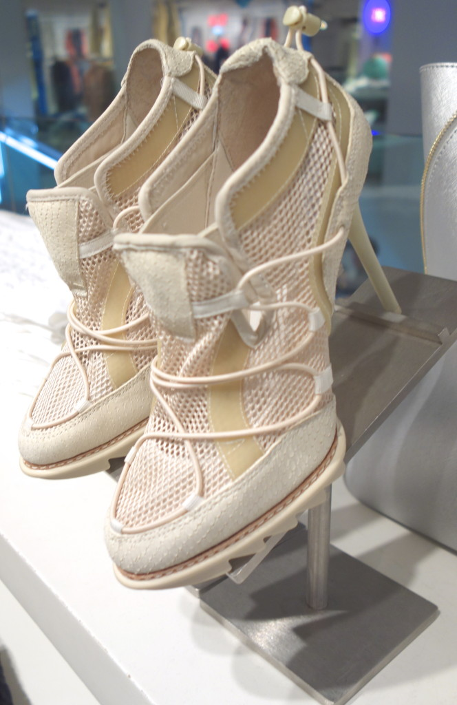 DKNY Sneaker Heels