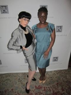Susan Claassen and Malinda Knowles