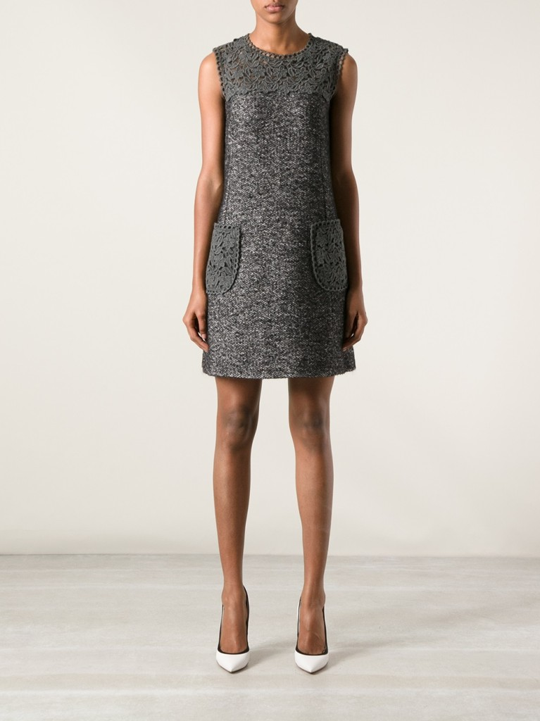 dolce-gabbana-grey-lace-panel-tweed-dress-product-2-14377493-592133118