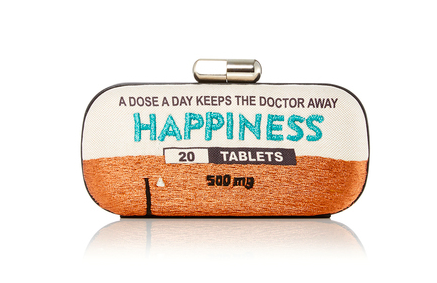 happiness clutch